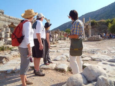 ephesus tour from izmri airport